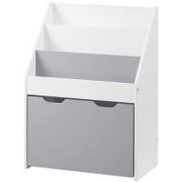 Estanteria niños libros y juguetes