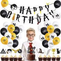 Cumpleaños Harry Potter decoración
