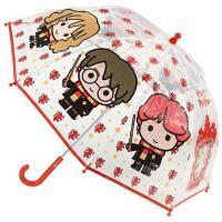 Paraguas Harry Potter transparente