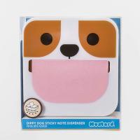 Perro despachador de notas adhesivas