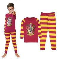 Pijama Gryffindor niño