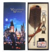 Pluma Hogwarts Harry Potter