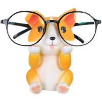 Soporte para gafas en forma de perro