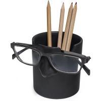 Portalápices y soporte para gafas