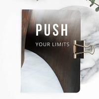 Push your limites libretas Aedra