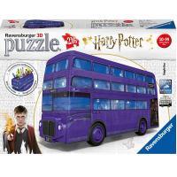 Harry Potter puzzle 3d