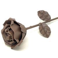 Rosa de hierro forja