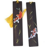 Marcapáginas de madera
