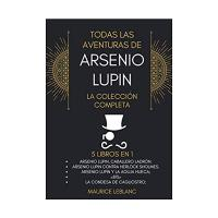 Serie literaria Lupin al completo