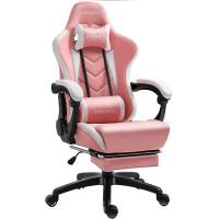 Silla ergonomica oficina rosa