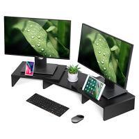 Soporte mesa dos monitores