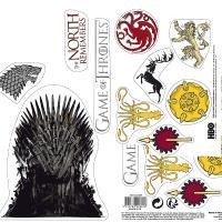 Stickers Juego de Tronos