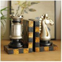 Sujetalibros ajedrez