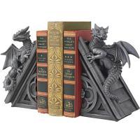 Sujetalibros dragones