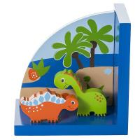 Sujetalibro infantil dinosaurio