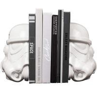 Sujetalibros Star Wars casco tropas de asalto