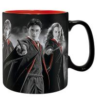 Taza Hermione, Ron y Harry Potter