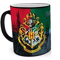Taza mágica Hogwarts