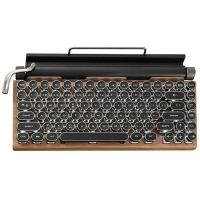 Teclado retro maquina de escribir