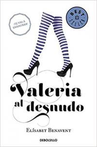 En los zapatos de Valeria libro 4