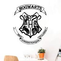 Vinilo escudo Hogwarts