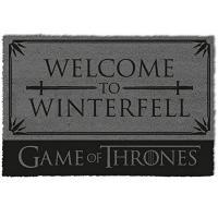 Felpudo Juego de Tronos Winterfell